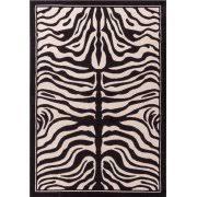 Taupe Zebra Rug Zebra Print Rugs Walmart Com