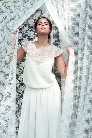 robe de mariã e montpellier robe de mariée laure de sagazan chez luisa mariage