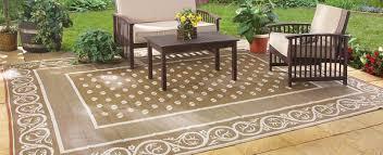Outdoor Rugs For Deck outdoor reversible patio rv mat deck door porch rug camping beach