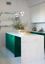 green lower white kitchen cabinets easy ikea kitchen upgrades how to customize an ikea kitchen