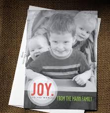 buy custom printed christmas cards u2013 dollar store crafts