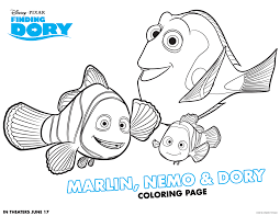 finding dory coloring sheets coloring sheets finding dory and