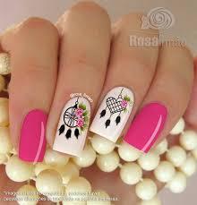 imagenes de uñas pintadas pequeñas resultado de imagen para uñas pintadas de mandalas en blanco uñas