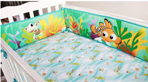Finding Nemo Crib Bedding Set Themed Finding Nemo Crib Bedding Home Inspirations Design