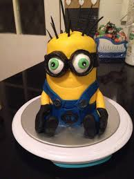 Howtocookthat Cakes Dessert U0026 Chocolate Despicable Me 2 3d