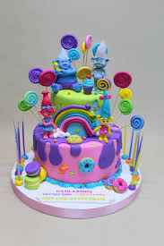 72 best troll cakes images on pinterest trolls cakes cakes and