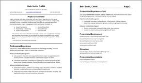 resume template professional 2 2 page resume matthewgates co