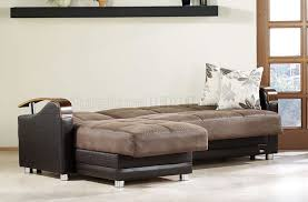 Chocolate Sectional Sofa Luna Sectional Sofa Storage In Chocolate By Sunset