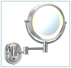 lighted travel makeup mirror 15x luxury lighted travel makeup mirror 15x and lighted magnifying