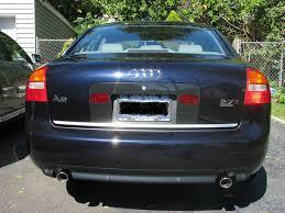 Audi A 6 2003 Fs 2003 Audi A6 2 7t 6 Spd Manual 59k Miles Bose Xenon Etc