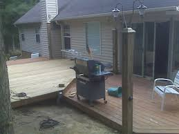 attractive home depot deck designer and how to choose a site at