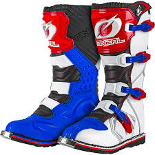 leather motocross boots oneal rider motocross boots black white enduro boat quad mx 42 43