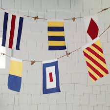 nautical flag a room with a view jun 29 2011