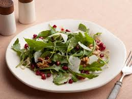 pomegranate arugula salad recipe florence food network