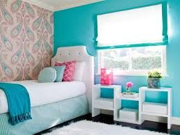 blue and white bedroom for teenage girls interior design