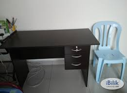 study table for sale pj 2nd hand study table chair clotheshorse for sale only used