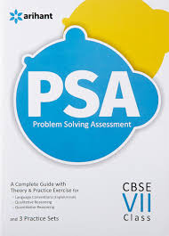 15 sample question papers for cbse psa class 7th amazon in