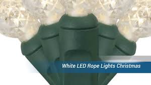 Bunnings Fairy Lights by White Led Rope Lights Christmas Youtube
