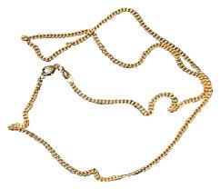 light chain necklace images James avery yellow gold light curb chain necklace tradesy jpg