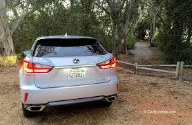 lexus crossover inside carnichiwa 2016 lexus rx 350 review u2013 we spend a week driving