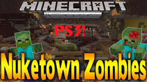 Black Ops 2 Maps List Minecraft Ps3 Ps4 Black Ops 2 Zombie Mini Game