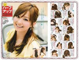 tutorial menata rambut panjang simple menata rambut yang simple dan gak bikin repot monyetelek