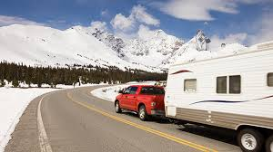 winter rv driving tips getting there safely in your motorhome