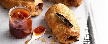 sage pork and fennel sausage rolls mindfood