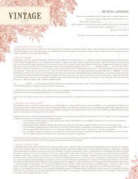 interior design contract template http newthailove com