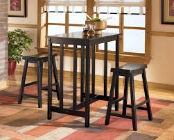 unique rectangle bar table style to accommodate large people