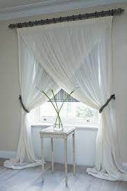modele rideau chambre le rideau voilage dans 41 photos