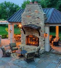 best 25 outdoor fireplace brick ideas on pinterest diy outdoor