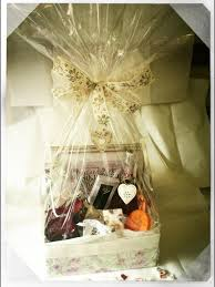 wedding gift baskets vintage wedding heart hers and gifts