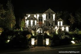 Moonlight Landscape Lighting by Oasis Florida Landscaping And Architectural Lighting Outdoor Living