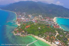 haad rin nai u2013 accommodation beach for the full moon party