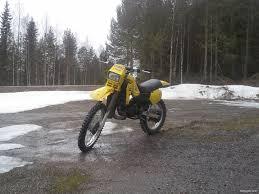 suzuki ts toimiva 125 cm 1986 kuusamo motorcycle nettimoto