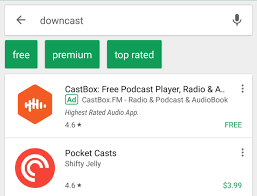 play store app free android play store starts showing free and premium filters for searches