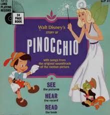 pinocchio disney story books aloud