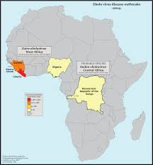 Republic Of Congo Map Vdu U0027s Blog The Battle Of Ebola Gains A Second Front The