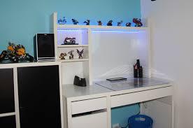 eclairage bureau led deco led eclairage idées déco pour les meubles