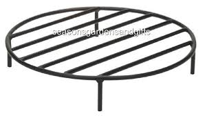 fire pit cooking grate round steel outdoor fire pit cooking grill grate free shipping