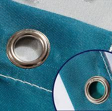 Curtains Extra Long Fresh Blue Plaid Shower Curtain Extra Long Polyester Bath Curtains