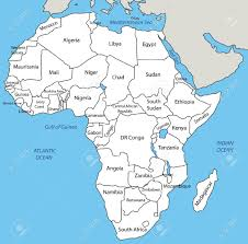 Map Of Nigeria Africa by Nigeria Map Stock Photos Royalty Free Nigeria Map Images And Pictures