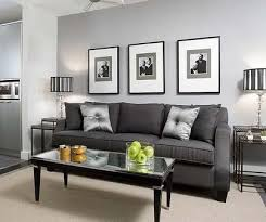 popular paint colors for living rooms light grey walls on