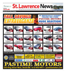 lexus carlsbad sales manager stlawrence092514 by metroland east st lawrence news issuu