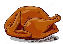 thanksgiving turkey stock vector gorbovoi81 53942991