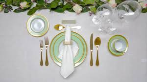 table dinner how to set a table a guide to table setting architectural digest
