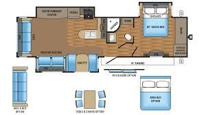 100 travel trailer floor plan retro travel trailer
