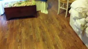 Laminate Flooring With Quarter Round Pergo Laminate Floors With Matching Quarter Round Youtube