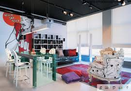 Interior Design Styles by Eclectic Interior Design Style